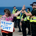 Scotland 'Welcomes' Trump