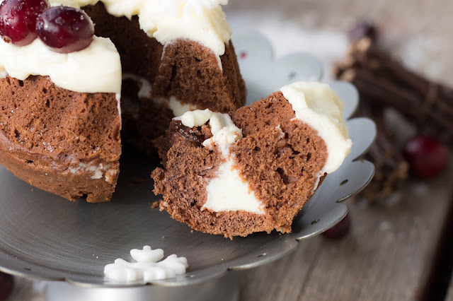Gingerbread Gugel mit Frosting - dipitserenity