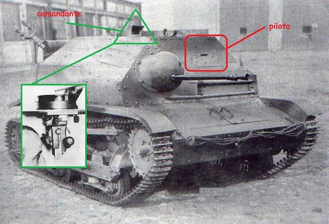 Τανκέτα TKS με πυροβόλο 20 χλστ.