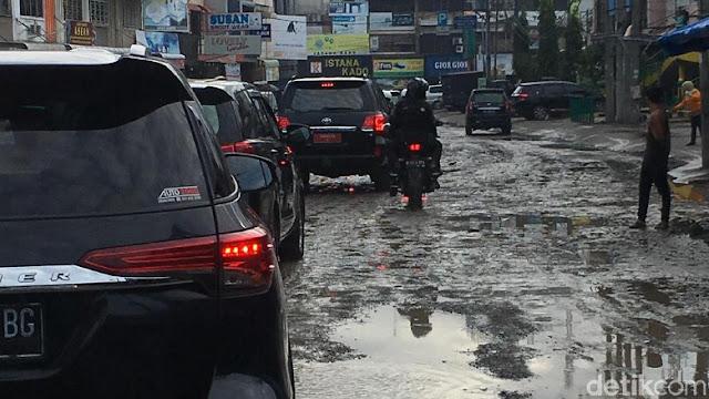 Jokowi Geram dan Bilang Begini ke Walikota Medan