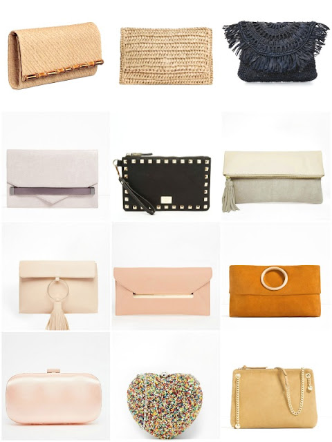 Shopping Clutches - Ioanna's Notebook