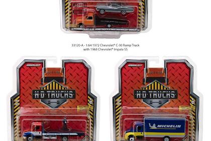 Greenlight HD Truck Series 12