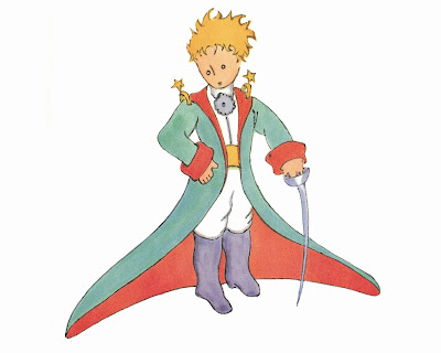 """News: Descobertos manuscritos ineditos de """"O Pequeno Principe"""" 9"""