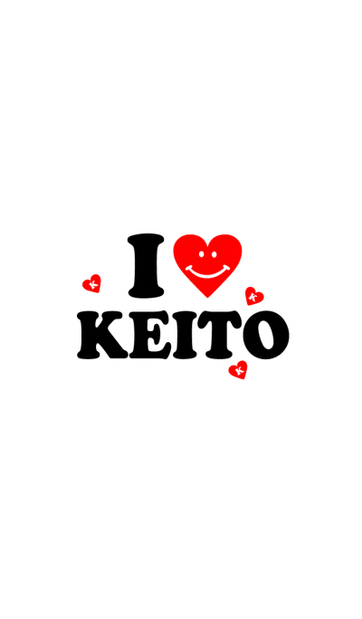 [Lover Theme]I LOVE KEITO