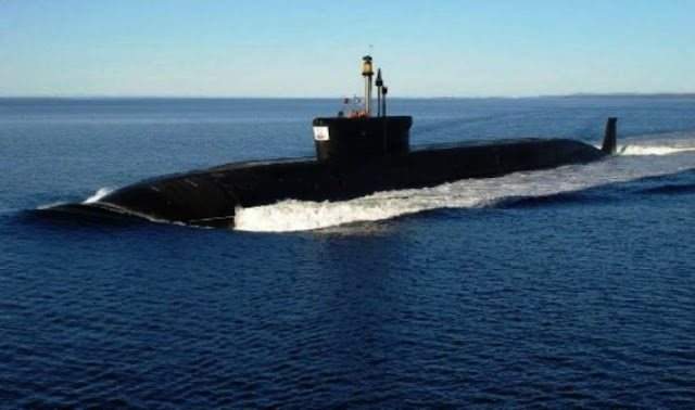 Angkatan Laut  Rusia berhasil melakukan uji coba alat penyelamatan terbaru dari kapal selam