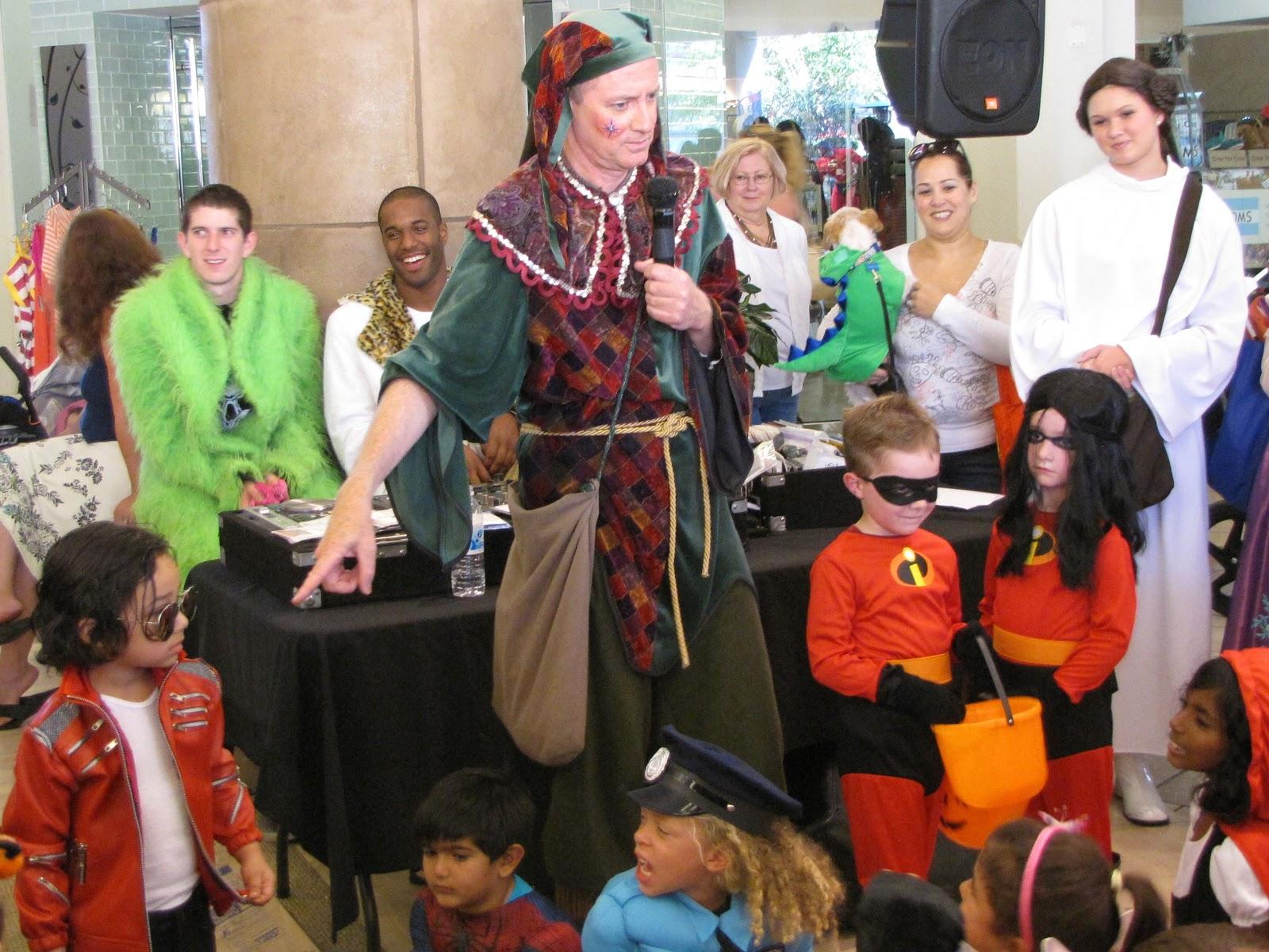 Walnut Creek Halloween Events