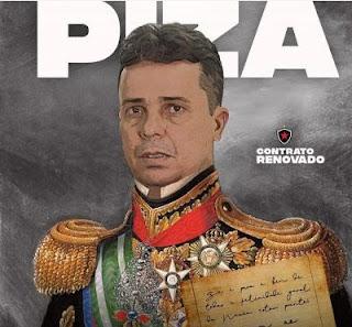 Botafogo-PB anuncia renovação com treinador Evaristo Piza