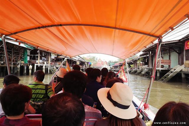 thailand bangkok Maeklong Railway Market