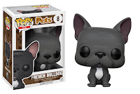 Funko Pop! French Bulldog Grey