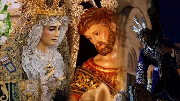 Tres extraordinarias para las Tres Caídas de Huelva