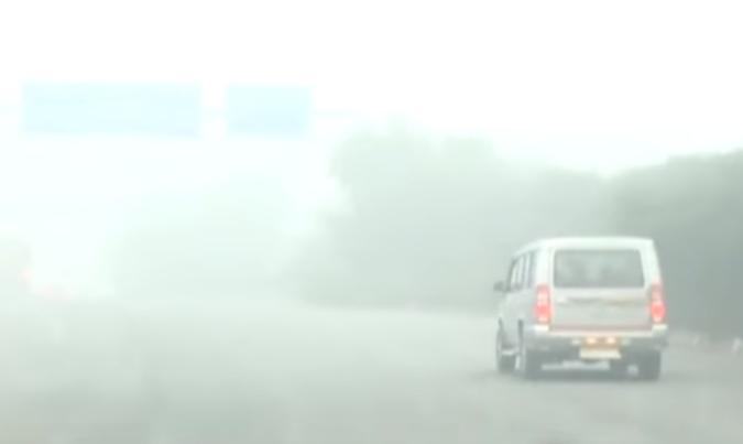 penyebab kabut asap