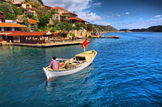 Kekova, Antalya, Turki