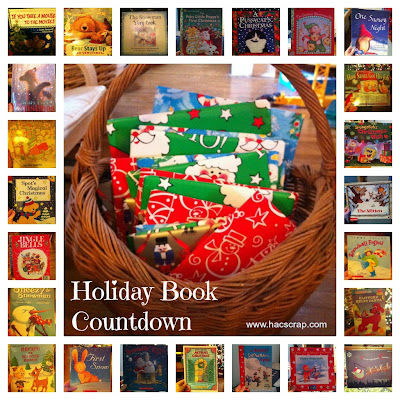 Holiday Book Advent Calendar | Countdown to Christmas
