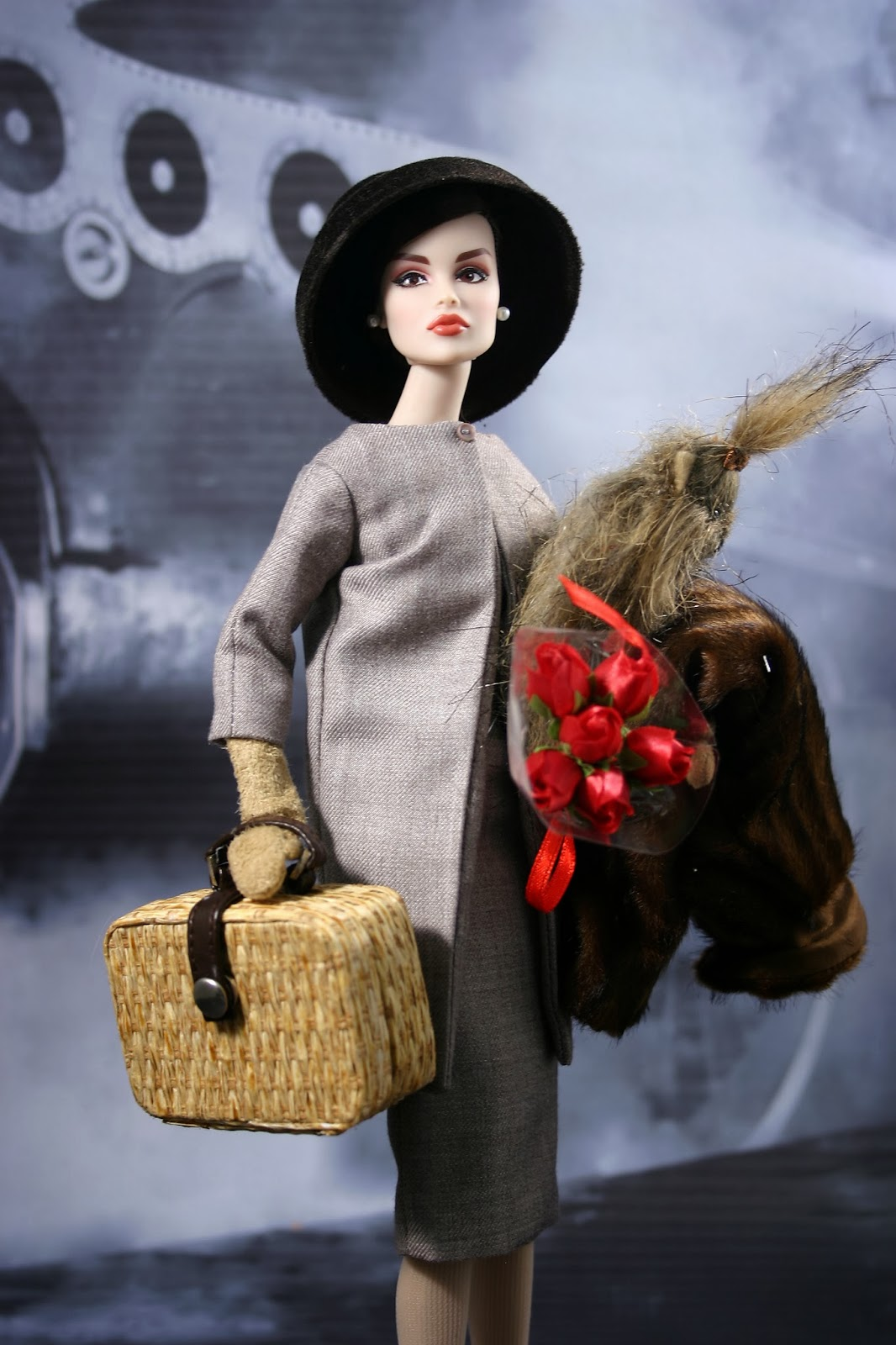 """The Fashion Doll Chronicles: Funny Face: """"Let's Kiss And ..."""