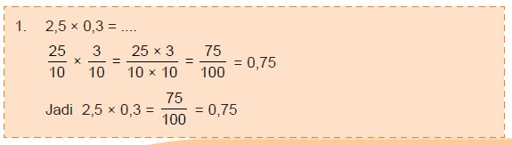 Rangkuman Dan Pembahasan Matematika Pecahan Kelas 5 Sd