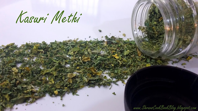 How to make Kasuri Methi at home