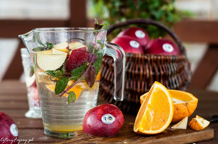 Lemoniada-jablkowo-mietowa
