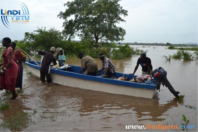 Mafuriko Wilaya ya Lindi