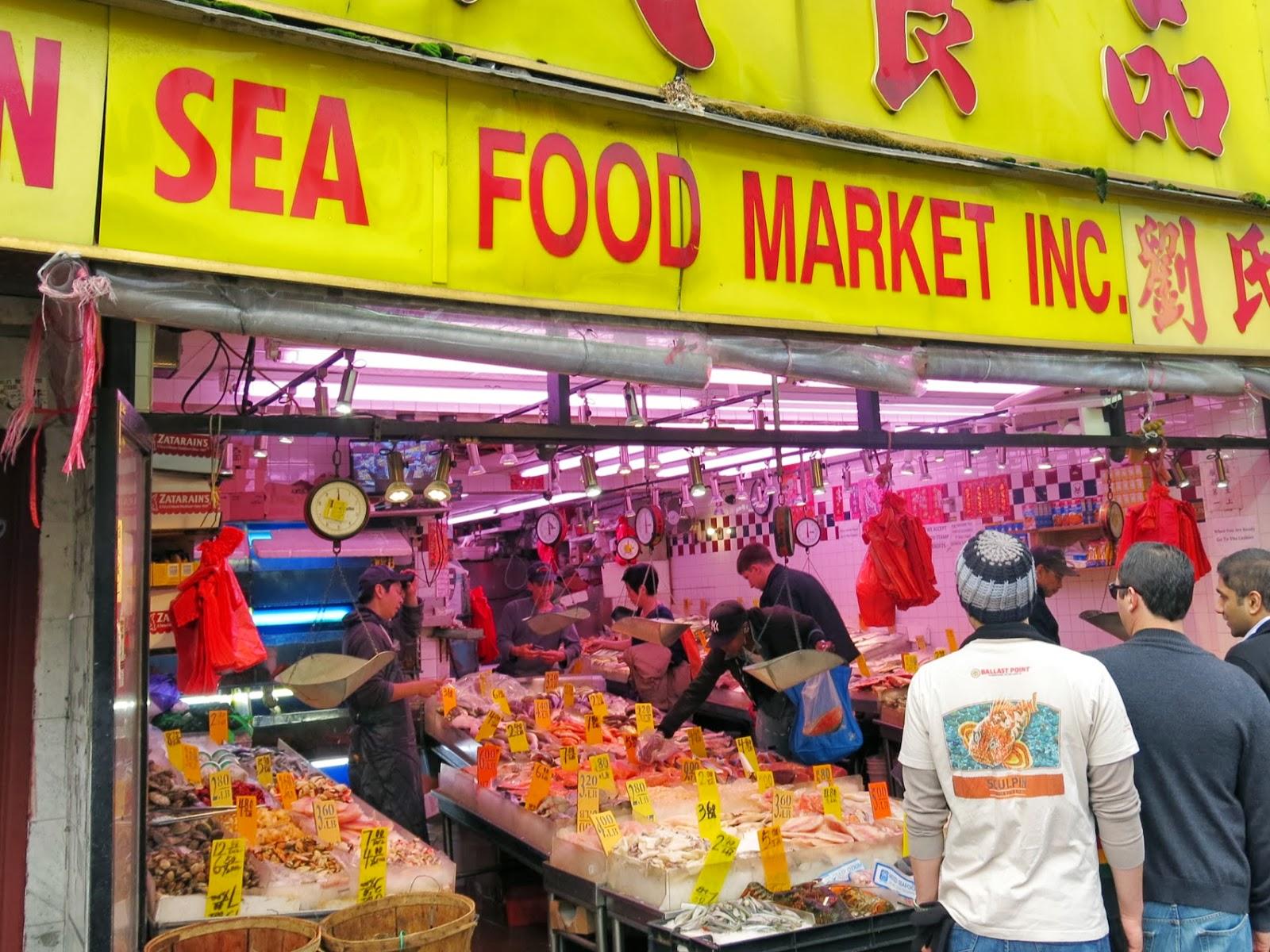 Chinatown i NewYork