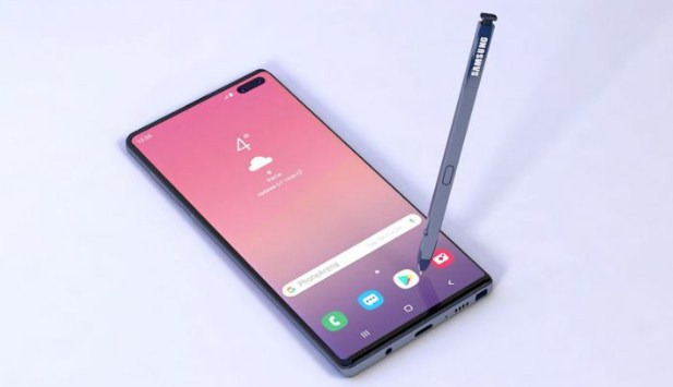 Galaxy Note 10 Concept: We want to see what Samsung is all about