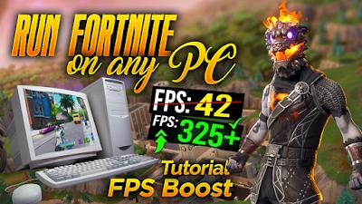 How to Increase FPS in FORTNITE Season 8- Guide
