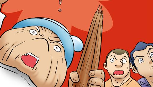 Kim Chi & Củ Cải (bộ mới) phần 287: Sức mạnh của nồi