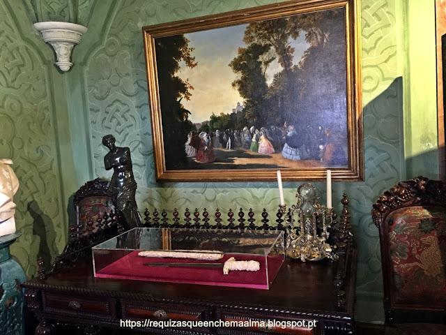 Sala Verde, Palácio da Pena