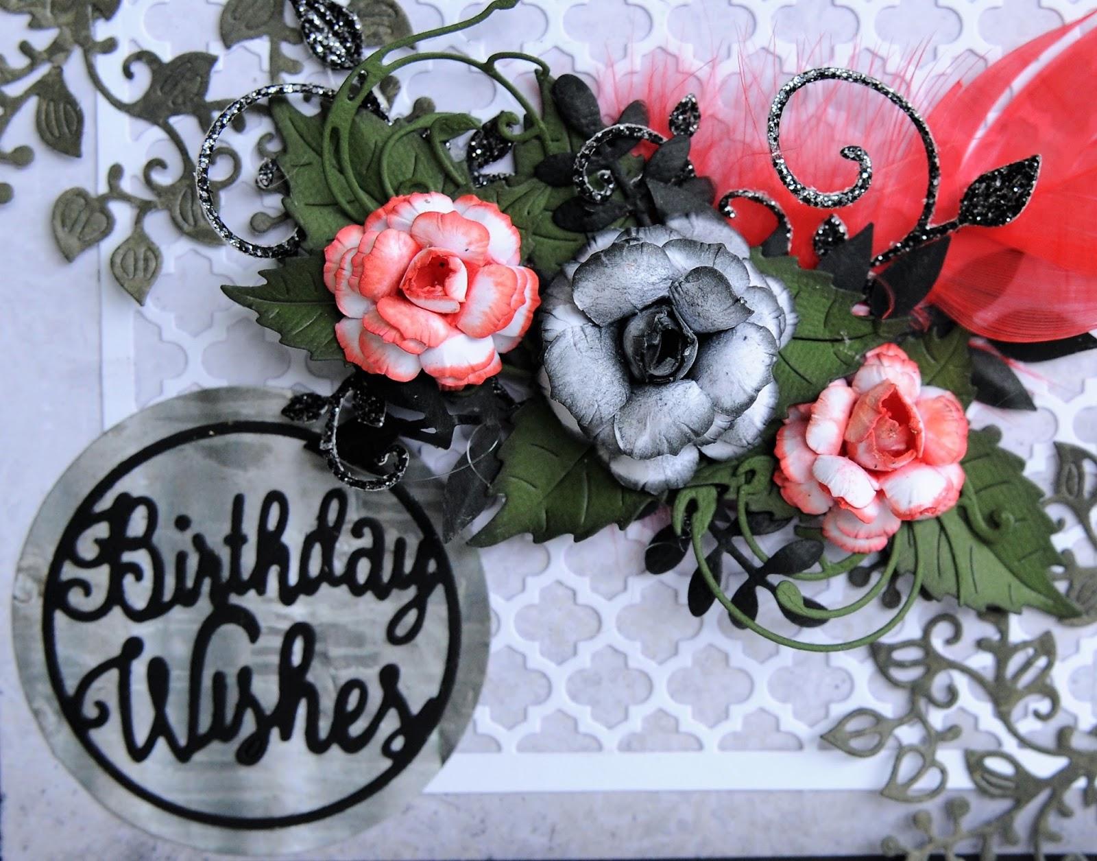 Birthday Wishes By Debbie Brownmiller Cheery Lynn Designs