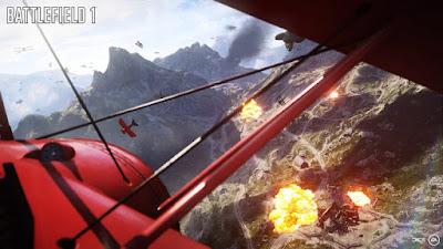 פרטים חדשים נחשפו על המפה החינמית הראשונה של Battlefield 1