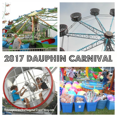 Family Fun at the Dauphin Carnival