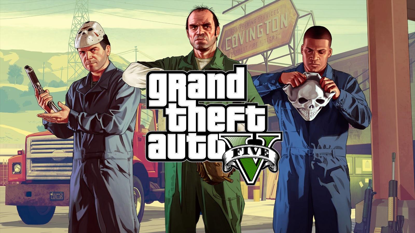 لعبة Gta V متوفرة الآن بسعر جد مناسب على متجر Playstation Store هذه فرصتك لتجربتها
