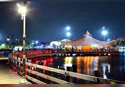 Restoran Romantis Jakarta Le- Bridge