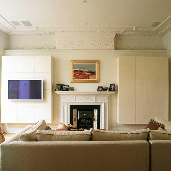 living room storage ideas home appliance. Black Bedroom Furniture Sets. Home Design Ideas