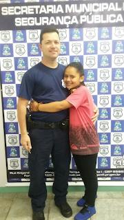 Gesto emociona Guardas Municipais de Foz do Iguaçu (PR)