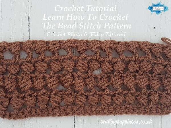 e127f2a85ebcf4 In this tutorial I will show you step by step how to create the bead stitch  with detailed photos and explanation and a video at the end for those who  find ...