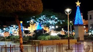 Plaza culturas- Melilla-Navidad-Luces-blog