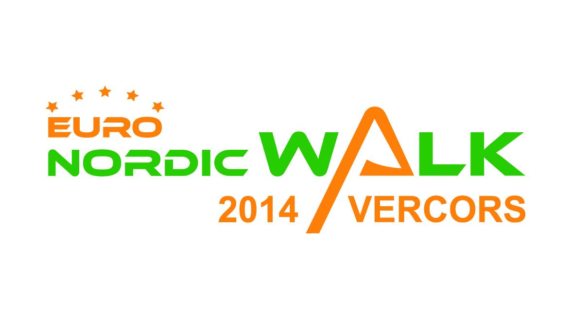 Euronordicwalk Vercors 2014 logo
