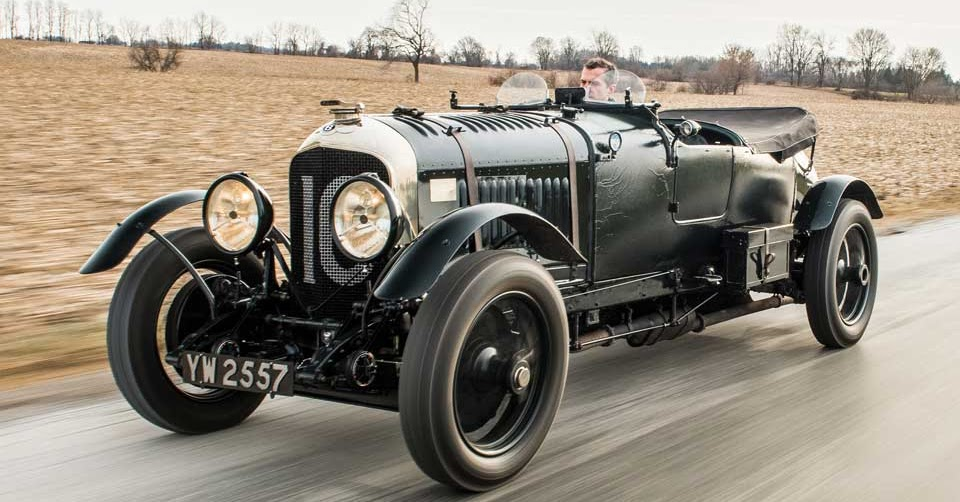 This 1928 Bentley Le Mans Racer Could Fetch 7 Million At
