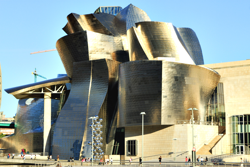 Muzeum Guggenheim w Bilbao