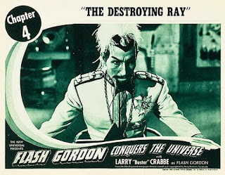 Flash Gordon conquista el Universo - The Destroying Ray