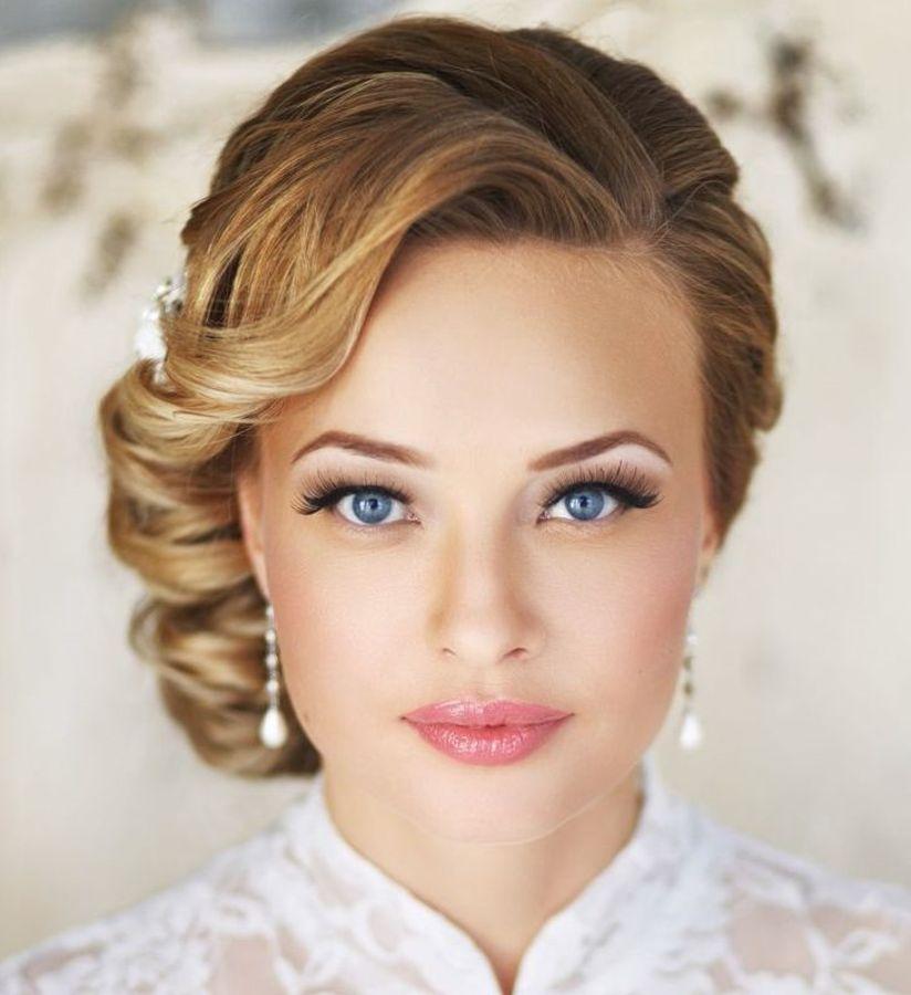 Brautfrisuren fur kurze haare hochzeit