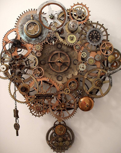 Steampunk by dreamsteam time after time steampunk for What is steampunk design
