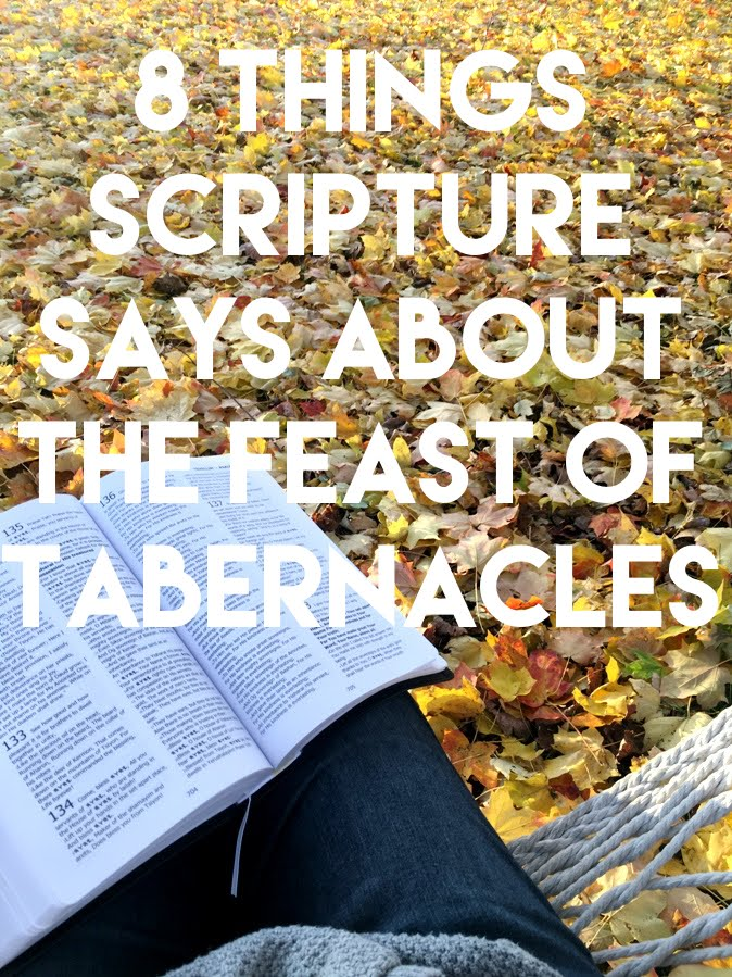 What Scripture Says about the Feast of Tabernacles