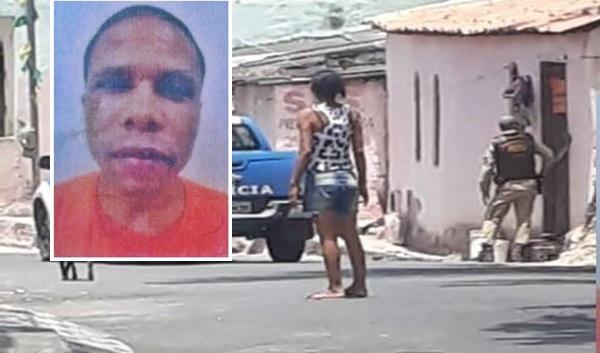 Feira-BA: Suspeito de tráfico de drogas morre em hospital após confronto com a polícia.