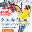 Honeymoon Tour Packages Rohini Delhi