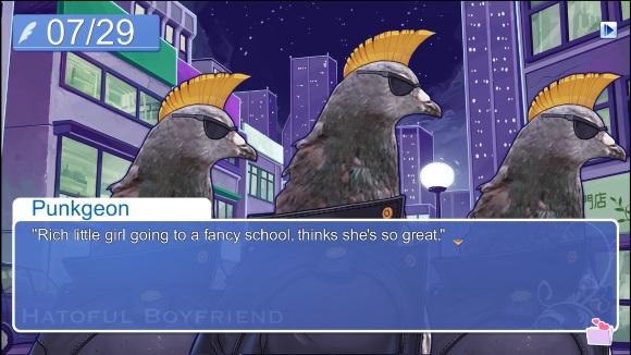 Hatoful Boyfriend Punkgeon