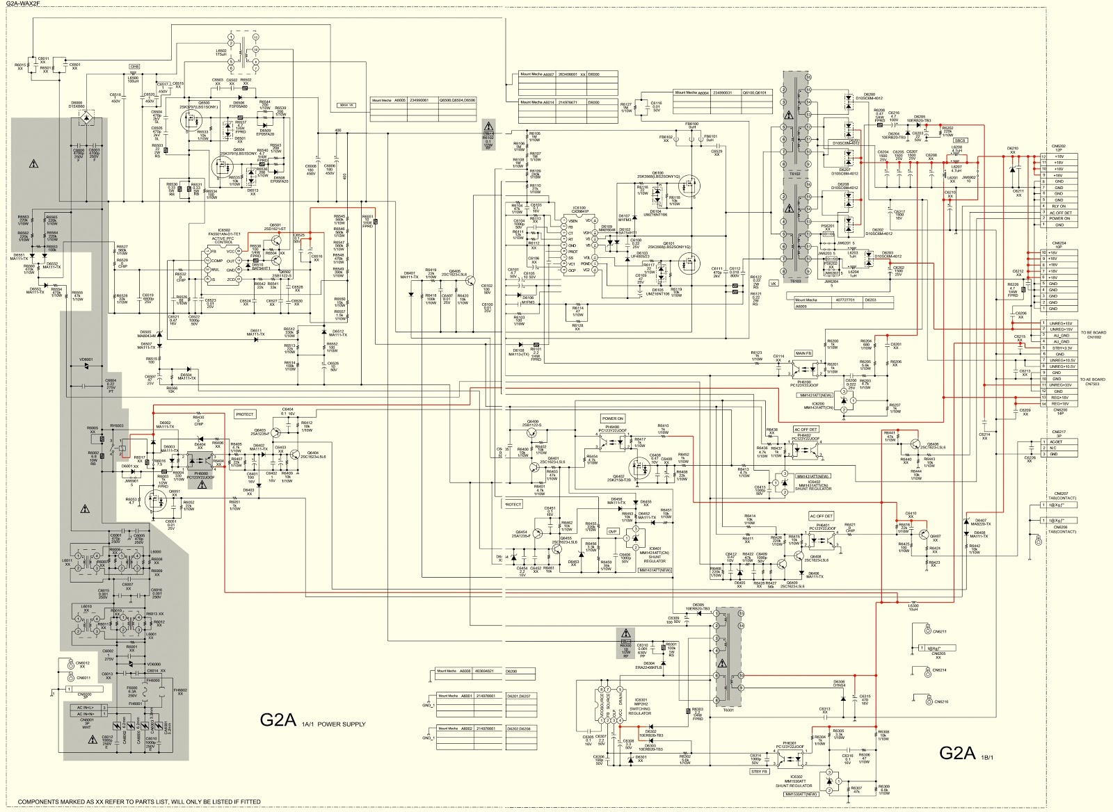 Sony Led Tv Circuit Diagram 27 Wiring Images Philips 40pfl3606 Lcd Power Supply Schematic Electro Help Sony2bsmps Kdl 40 46 T3500 40v2900 Smps Diagrams