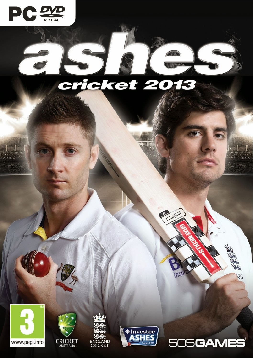 Ashes Cricket 2013 PC Game download