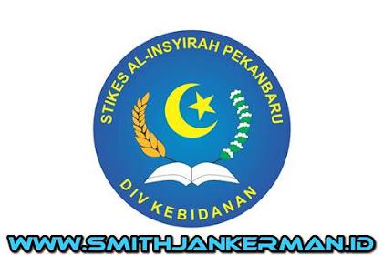 Lowongan STIKES Al-Insyirah Pekanbaru April 2018