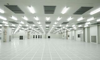 Quá nhiều ánh sáng khi thiết kế thi công phòng sạch